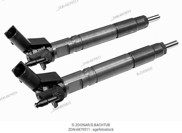 Diesel fuel injection nozzle