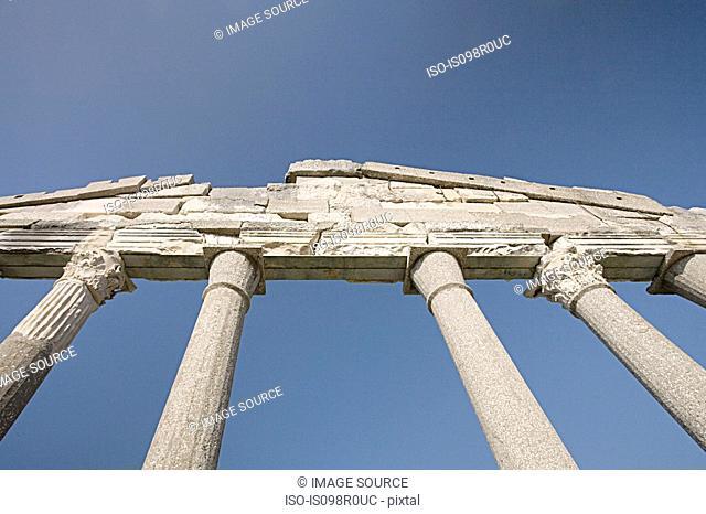 Roman ruins apollonia