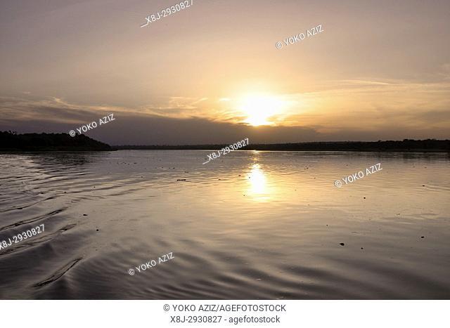 Uganda, Nile River