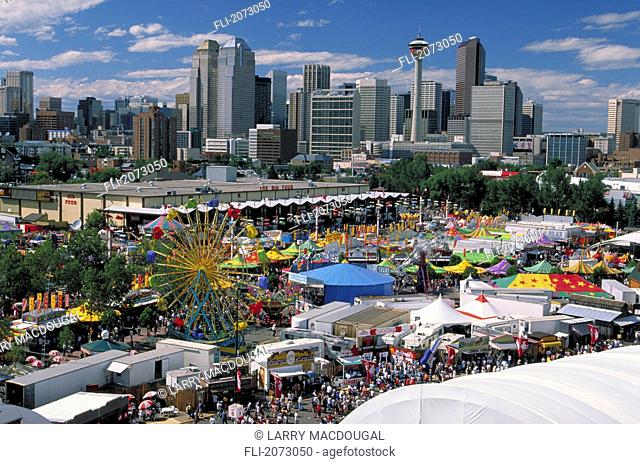 L.Macdougal; Calgary Exhibition And Stampede, Calgary, Ab, Nmr