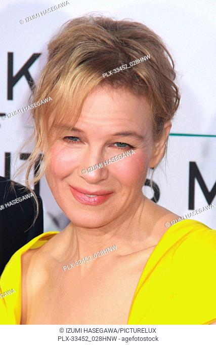"Renée Zellweger 10/12/2017 The Los Angeles Premiere of """"Same Kind of Different As Me"""" held at Westwood Village Theatre in Los Angeles"