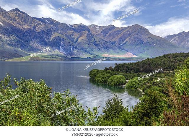Queenstown, Lake Wakatipu, Otago, South Island, New Zealand