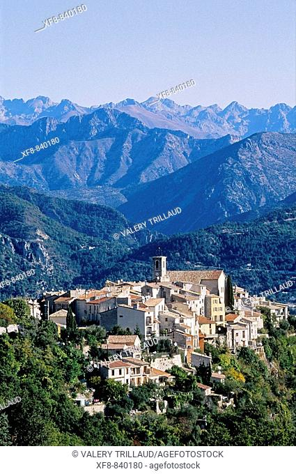 Bouyon, Alpes-MAritimes, 06, French Riviera, Côte d'Azur, PACA, France, Europe