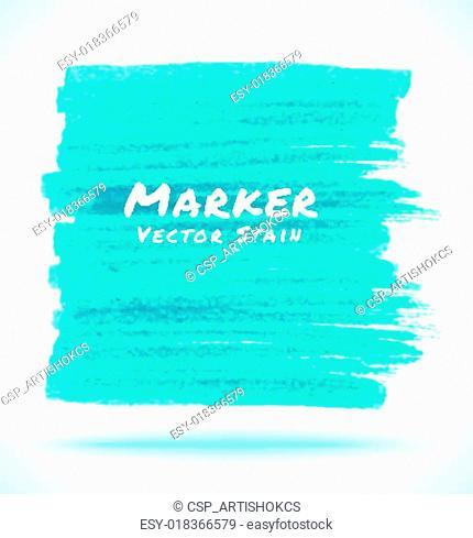 Blue Light Marker Stain