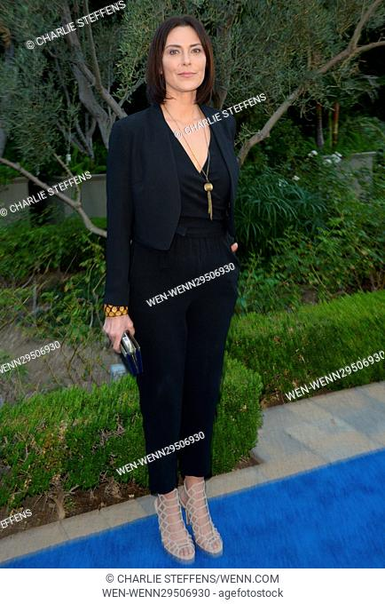 Mercy For Animals' Annual Heroes Gala Featuring: Michelle Forbes Where: Los Angeles, California, United States When: 10 Sep 2016 Credit: Charlie Steffens/WENN