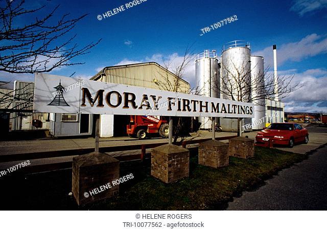 Inverness Scotland Moray Firth Maltings
