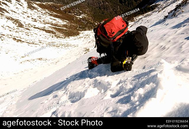 dangerous snow slap