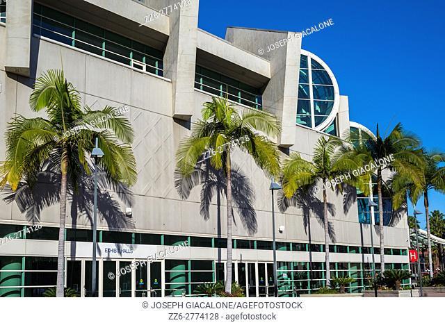 San Diego Convention Center. San Diego, California