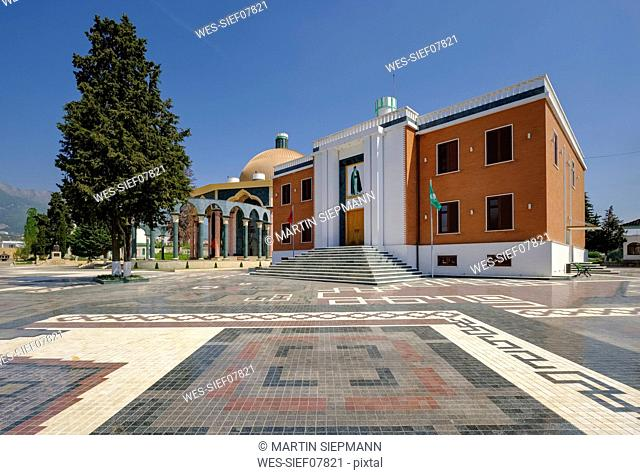 Albania, Tirana, World Bektashi Center
