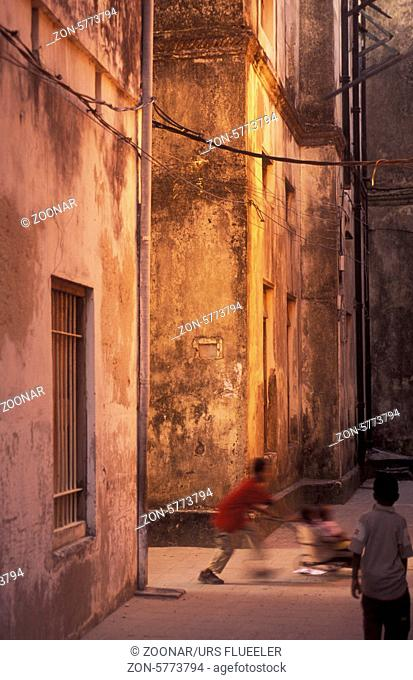 Stone town zanzibar city Stock Photos and Images | age fotostock
