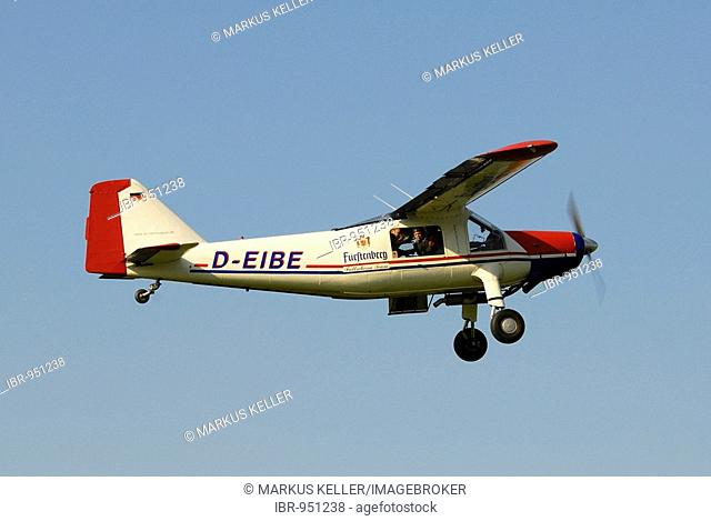 Single-engine multi-purpose aircraft Dornier Do-27