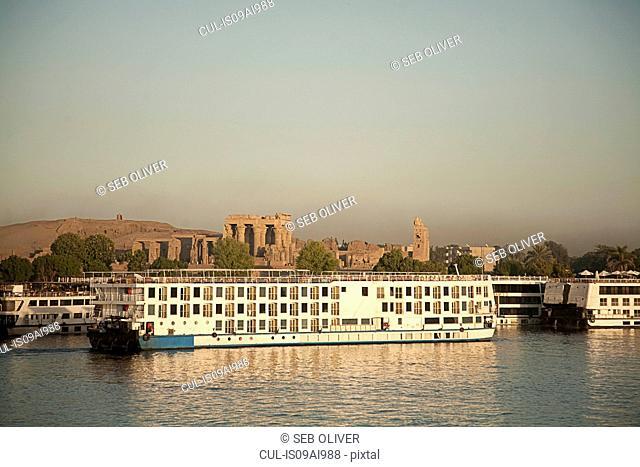 Kom Ombo temple, River Nile, Egypt