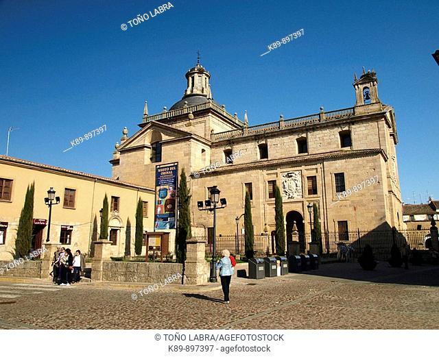 Capilla de Cerralbo. Ciudad Rodrigo. Castilla y León. España
