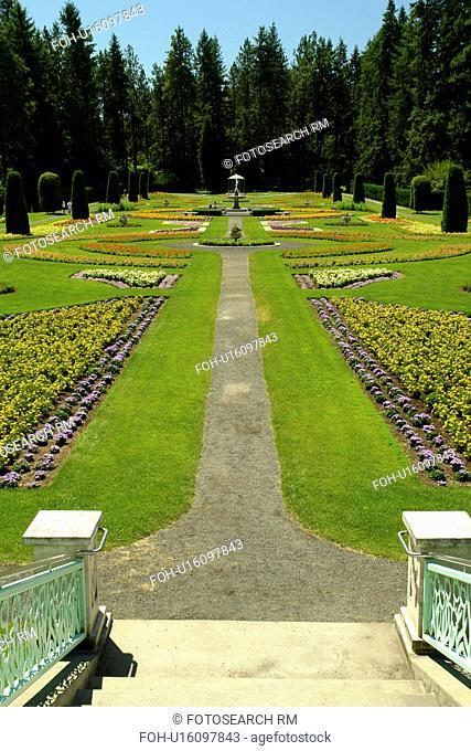 Spokane, WA, Washington, Manito Park, Conservatory