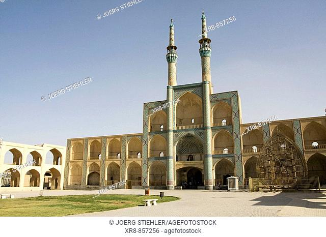 Iran Yazd Masjed-e Mir Chaqmaq