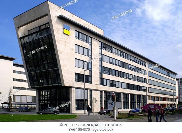 Facharztzentrum Mannheim integrated medical office concept