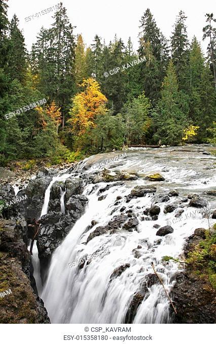Falls in Canada