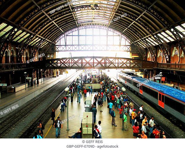 Estação da Luz, São Paulo, Brazil