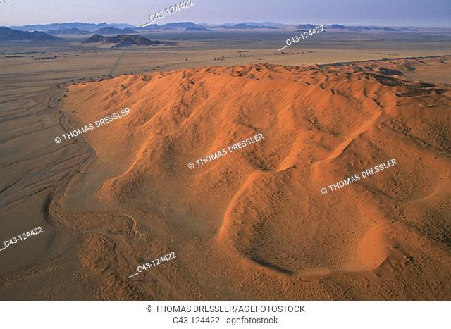 Namib-Naukluft Park. Namib Desert. Namibia