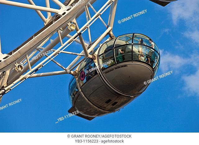 The British Airways London Eye, London, England