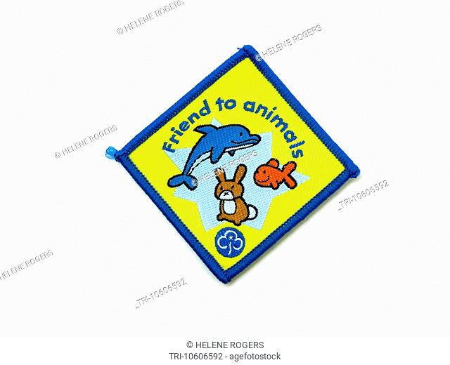 Friend to Animals Brownie Badge