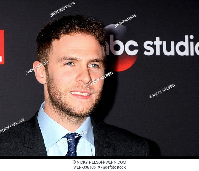 """""""Marvel's Agents Of S.H.I.E.L.D."""" 100th Episode Party at Ohm Nightclub on February 24, 2018 in Los Angeles, CA Featuring: Iain De Caestecker Where: Los..."