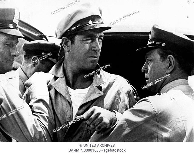 Der vierte Mann, (KANSAS CITY CONFIDENTIAL) USA 1952, Regie: Phil Karlson, JOHN PAYNE, PRESTON FOSTER