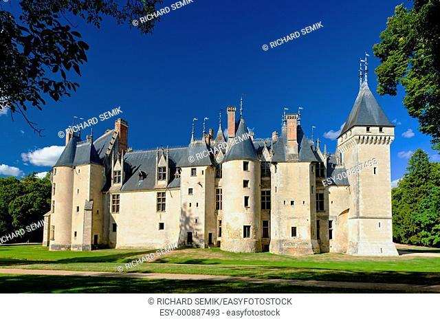 Meillant Castle, Centre, France
