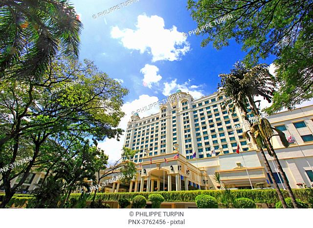 Philipins, Cebu City. Cebu Island. Water Front Hotel
