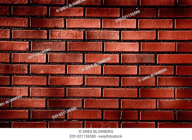 Motttled Brick Wall