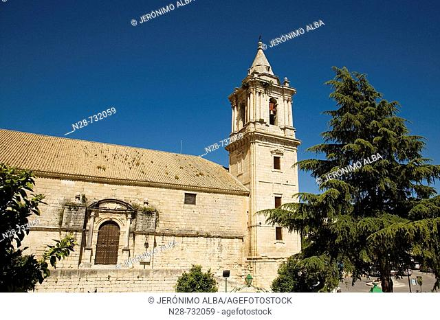 Church of the Assumption, Luque. Cordoba province, Andalucia, Spain