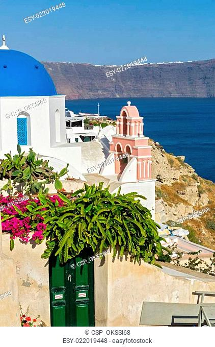 Greece, island of Santorini