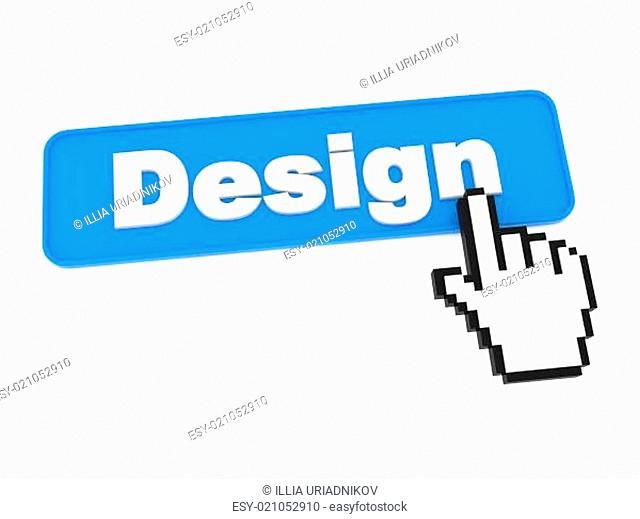 Web Button - Design