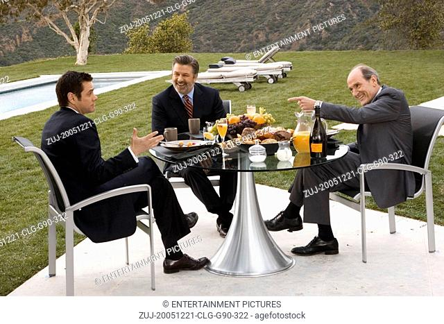 RELEASE DATE: December 21, 2005. MOVIE TITLE: Fun with Dick and Jane. STUDIO: Columbia Pictures. PLOT: The day before Globodyne's stock tanks, a la Enron