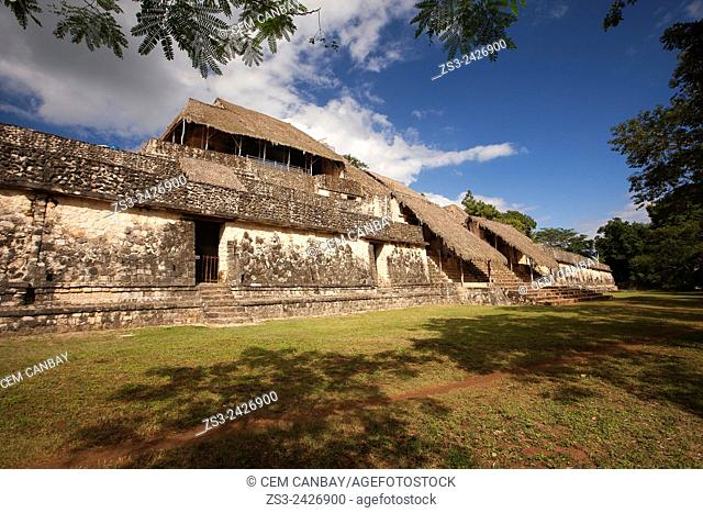 Ek Balam Archaeological Site, Yucatan Peninsula, Mexico, Central America