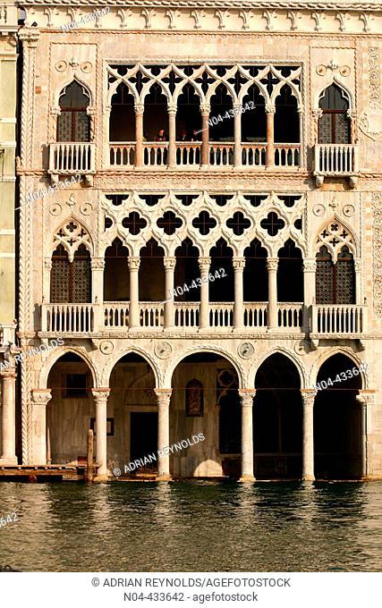 Ca d'Oro, Venice. Veneto, Italy