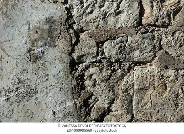 Detail of a wall  V5FRA0604