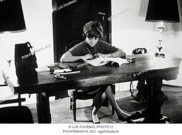 Françoise Sagan French novelist, playwright, and screenwriter born in 1935 in Carjac (France) Her first novel, 'Bonjour Tristesse', was published in 1954