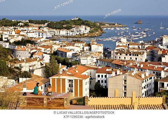 Cadaqués  Costa Brava  Girona province  Catalonia  Spain