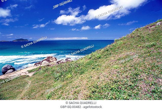 Santinho Beach, Florianopolis, Santa Catarina - Brazil