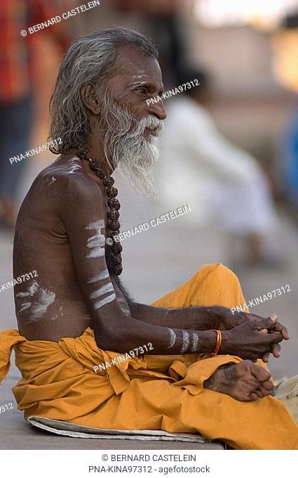 Varanasi, Benares, Uttar Pradesh, India, Asia