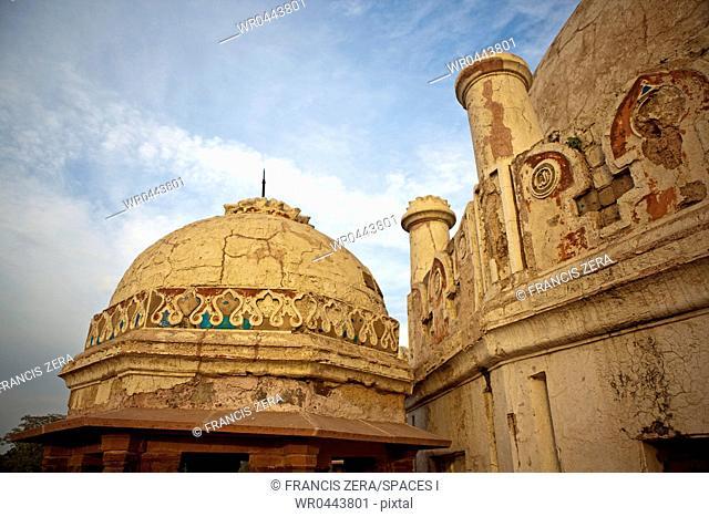 Dome of Building at Hanuman's Tomb