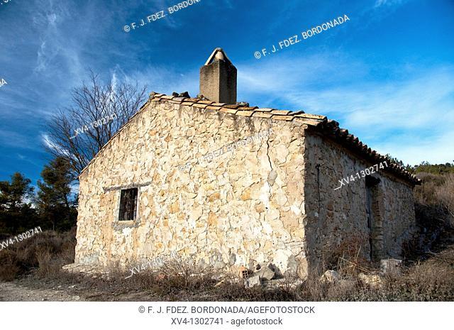 Sierra de Alcubierre, Saragossa, Monegros  Aragon  Spain