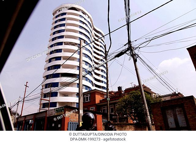 Building, Kathmandu, Nepal