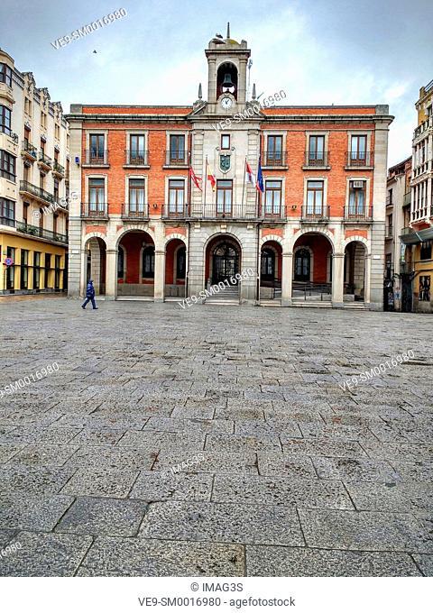 Zamora town hall. Spain