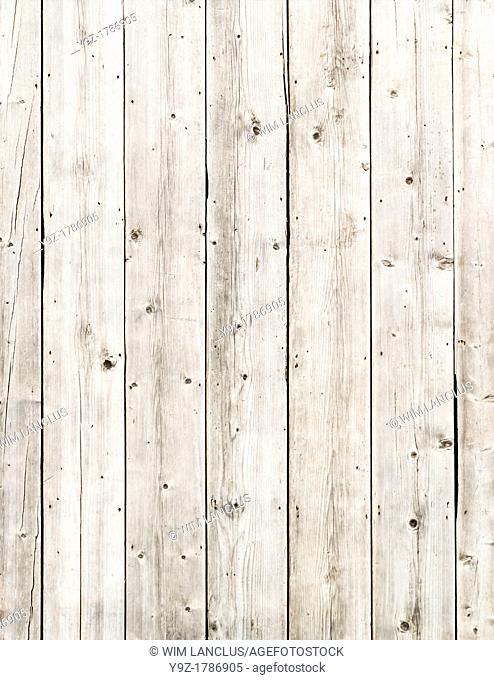 Grey wood wall background from old barn