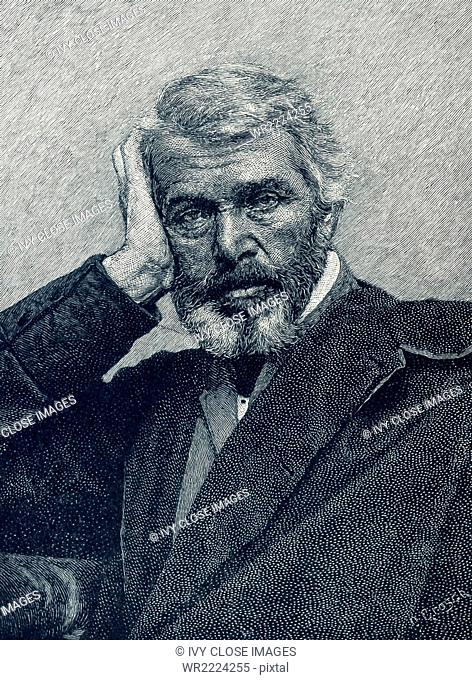 Thomas Carlyle (1795-1881) was a British man of letters. After working as a teacher and tutor, he became the interpreter of German Romanticism in his Life of...