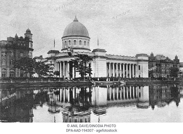 General post office, calcutta, west bengal, india, asia
