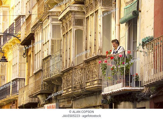 Cartagena, Murcia region, Spain