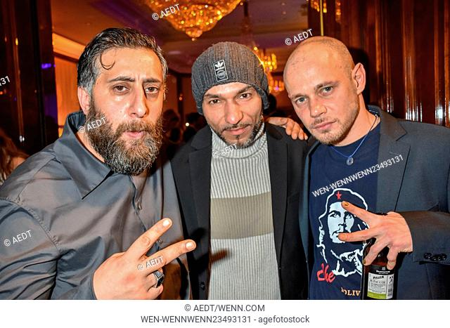 66th annual International Berlin Film Festival (Berlinale) - Medienboard Berlin Brandenburg Reception at The Ritz-Carlton Featuring: Kida Khoda Ramadan, Guest